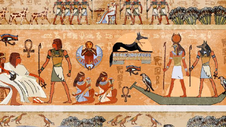 Have ancient civilizations already practiced marketing?